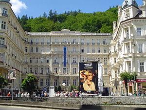 Karlovy Vary - The Grandhotel Pupp