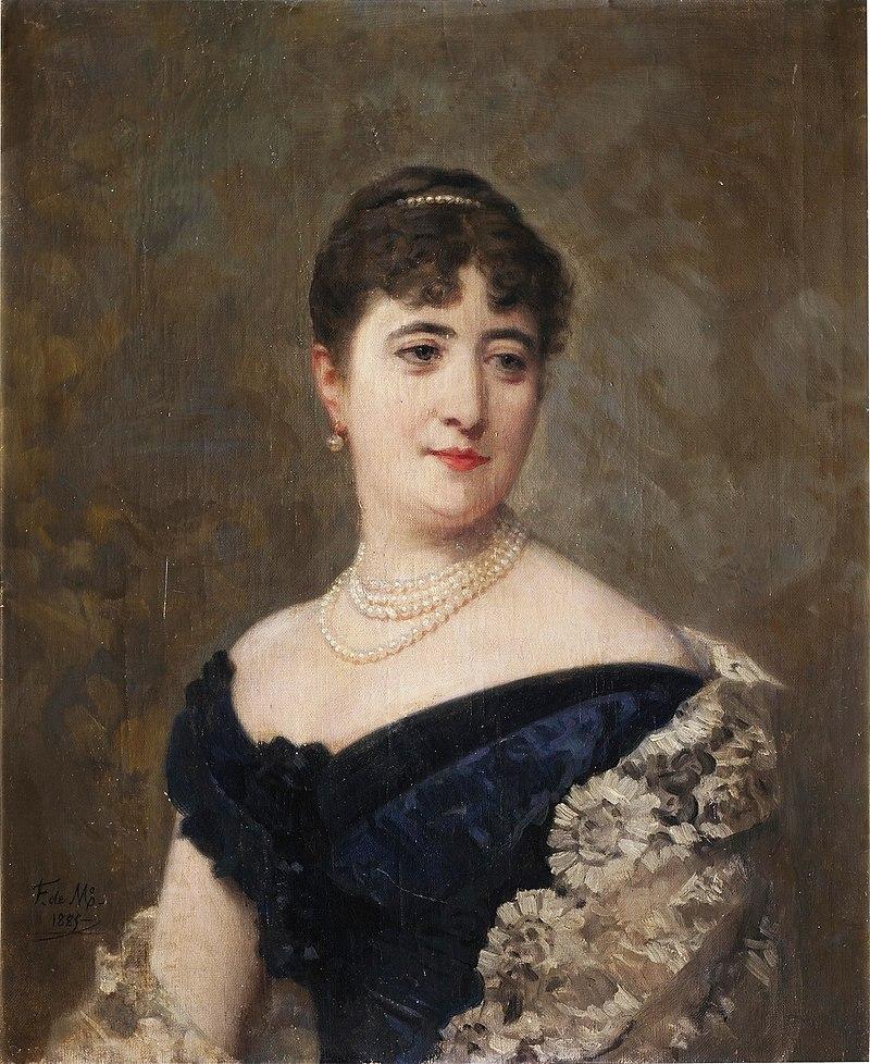 Purificación Fontán, marquesa del Pazo de la Merced (Museo del Prado).jpg