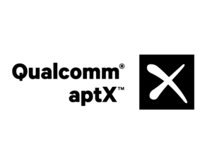 AptX - Image: QC apt X Vertical Black 4754