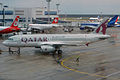 Qatar Airways, A7-AHS, Airbus A320-232 (17463695805).jpg