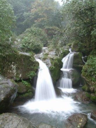 Mount Qingcheng - Image: Qingchengshan 1