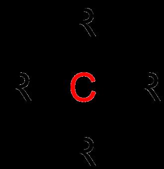 Primary (chemistry) - Image: Quart. Hydrocarbon Structural Formulae V.1