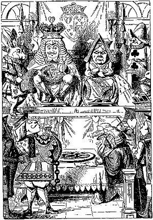 Knave of Hearts (Alice's Adventures in Wonderland) - 200 px