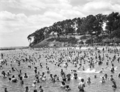 Queensland State Archives 2131 Bathers and Moora Park Sandgate December 1937.png