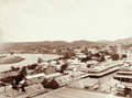 Queensland State Archives 2294 View of Brisbane towards area occupied by the William Jolly Bridge Brisbane River c 1897.png