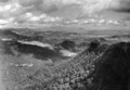Queensland State Archives 429 Looking west from Moonlight Crag Lamington National Park towards Mount Lindesay Mount Barney Maroon and the Great Dividing Range September 1933.png