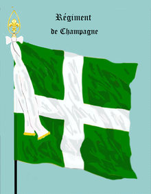 Image illustrative de l'article Régiment de Champagne