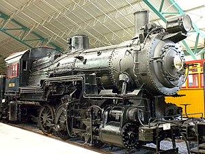 Pennsylvania Railroad class B6 - Image: RRMOP 1670