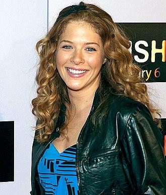 Rachelle Lefevre - Lefevre at the film premiere for Push in January 2009