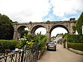 Railway viaduct in Knaresborough (geograph 5030380).jpg