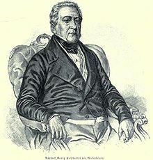 Raphael Georg Kiesewetter (Quelle: Wikimedia)