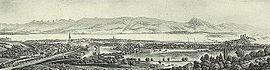 Rapperswil - Eisenbahnfieber 1859