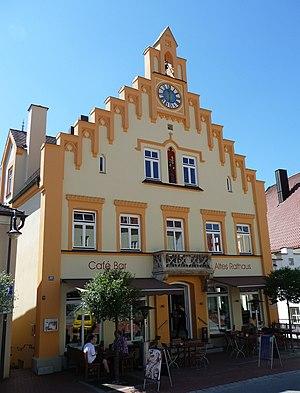 Rottenburg an der Laaber - Old town hall