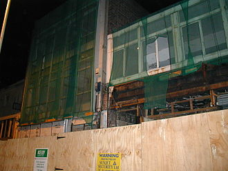 Real Irish Republican Army - The damage caused by the 3 August 2001 Ealing bombing
