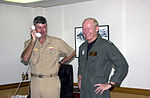 Rear Adm. Steven A. Kunkle and Rear Adm. Robert F. Willard.jpg