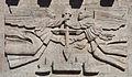 Relevo no edificio central da Praza de abastos de Santiago de Compostela.jpg