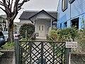 Religious buildings around Takanawa 11.jpg