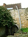Remains of a whale bone arch in Glastonbury Abbey - geograph.org.uk - 721647.jpg