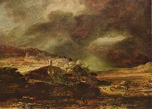 1638 in art - Image: Rembrandt Harmensz. van Rijn 149