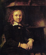 Rembrandt Portrait of Jan Boursse, Sitting by a Stove.jpg