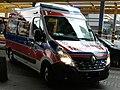 Renault Master ambulance in Warsaw, Poland 01.jpg