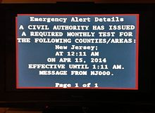 Emergency Alert System - Wikipedia