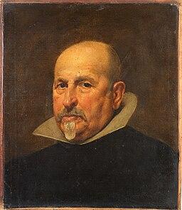 Retrato de hombre (atribuido a Velázquez)