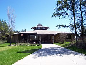 Kettle Moraine State Forest - Reuss Ice Age Visitor Center