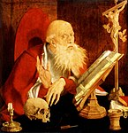 Reymerswaele Saint Jerome in his study.jpg