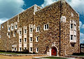Rhodes (Physics) Tower, Rhodes College, 1973.jpg