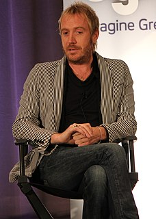 Rhys Ifans Welsh actor and musician