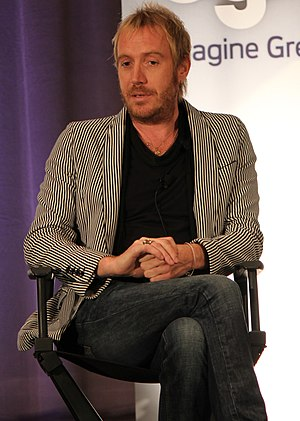 Rhys Ifans - Ifans in 2011