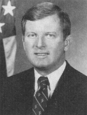 Richard E. Carver - Assistant Secretary of the Air Force, 1984