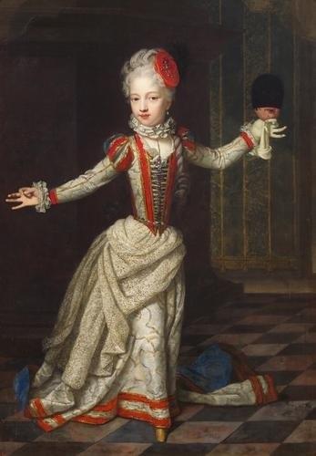 Richter - Maria Amalia of Austria - Kunsthistorisches Museum