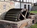 Rindersberger Mühle, Essen-Kettwig vor der Brücke, Mühlrad (3).JPG