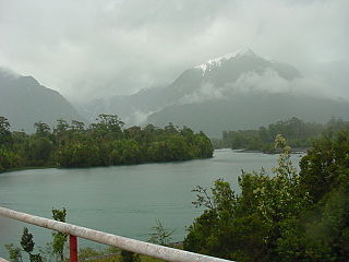Corcovado National Park (Chile) national park in Chile