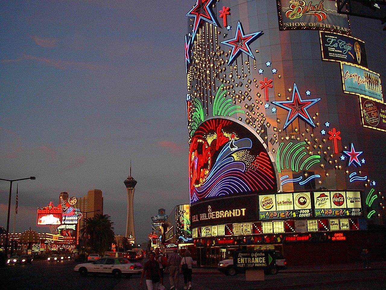 List Of Hotels Las Vegas