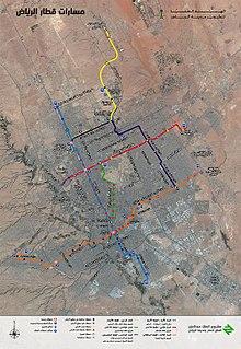 Riyadh Metro Wikipedia - Where is riyadh