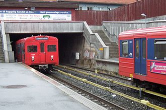 OS T1000 - Two T1000s at Røa
