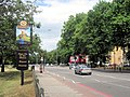 Road on the south Side of Clapham Common - geograph.org.uk - 1394070.jpg