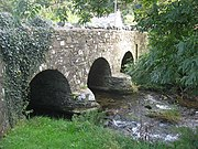 Roadbridge over the River Solva at Middle Mill - geograph.org.uk - 1517613.jpg