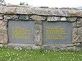 Roadends sculpture verses (1) - geograph.org.uk - 2538598.jpg