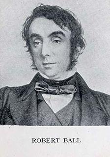 Robert Ball (naturalist) naturalist