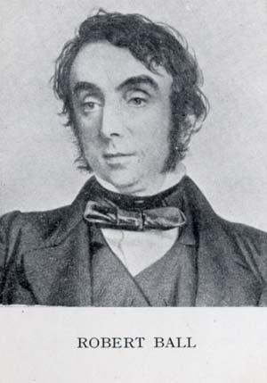 Robert Ball (naturalist) - Image: Robert Ball