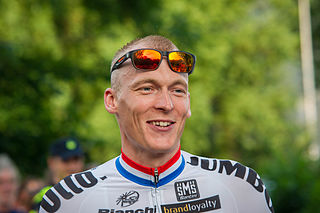 Robert Gesink Dutch road bicycle racer