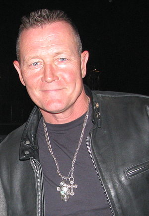 The X-Files (season 8) - Robert Patrick played John Doggett on the show.