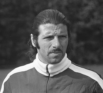 Roberto Ferreiro - Ferreiro in 1972.