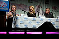 Rockne S. O'Bannon, Elizabeth Mitchell & Stephen Collins (13923829721).jpg