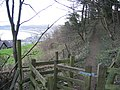 Rofft Gate Footpath and View - geograph.org.uk - 339861.jpg