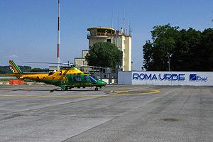 Rome Urbe Airport - Image: Roma Urbe 01